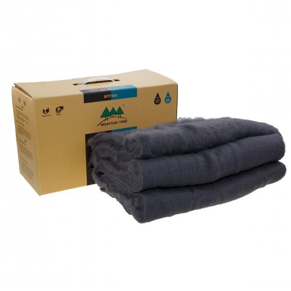 Mountain Tree Carbon-Wool-Pad 145x35x5 cm